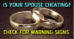 Click Here to Take the Cheating Spouse Test